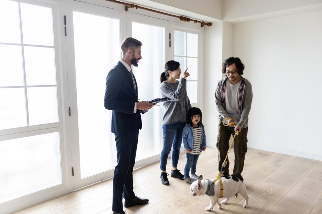 Can I sell a property when it's tenanted?